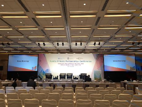 LCD Projector, Screen, Audio Visual & PA System Rentals for conferences | Projector Rental One Stop Solution