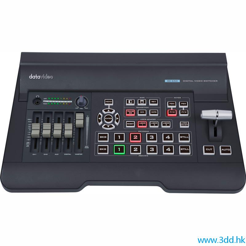 HD Video Console